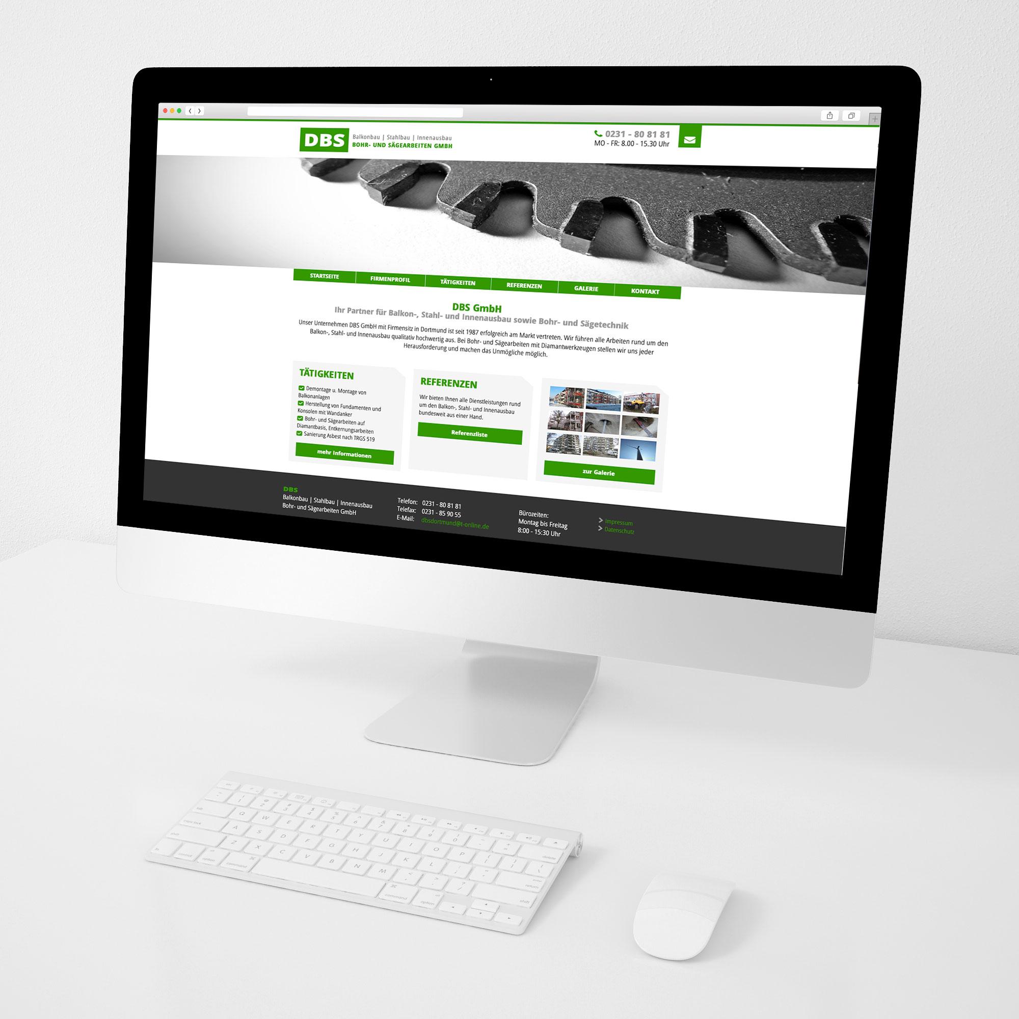 DBS Webdesign